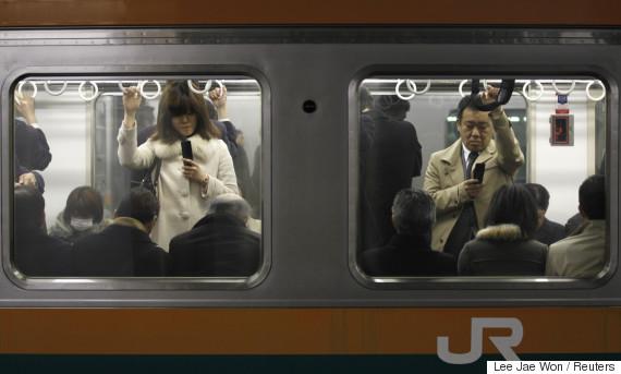 japan man woman