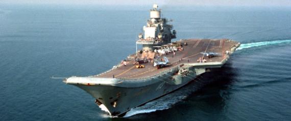 روسيا ترسل حاملة طائرات سواحل n-ADMIRAL-KUZNETSOV-large570.jpg