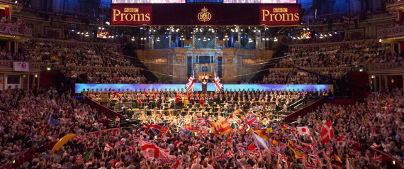 LAST NIGHT OF PROMS