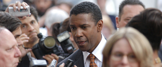 THE MANCHURIAN CANDIDATE DENZEL WASHINGTON