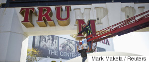 TRUMP TAJ MAHAL ATLANTIC CITY