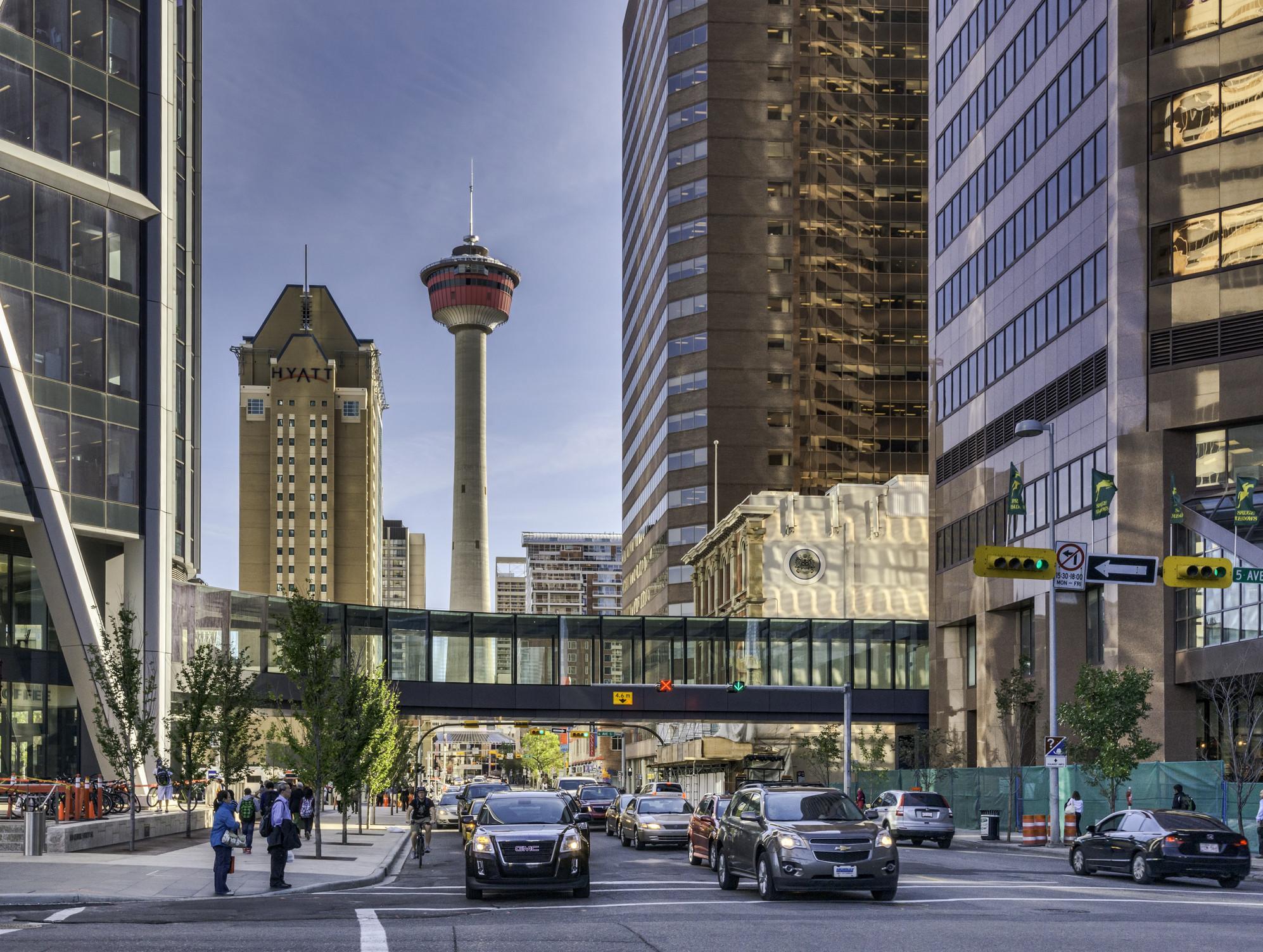 Calgary Canada Centre Ville