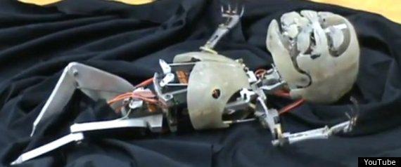 Animatronic Robot Baby Replaces Premature Infants On Screen