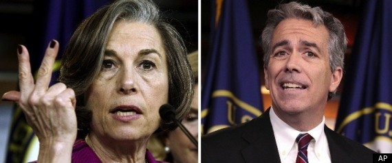 Joe Walsh Jan Schakowsky