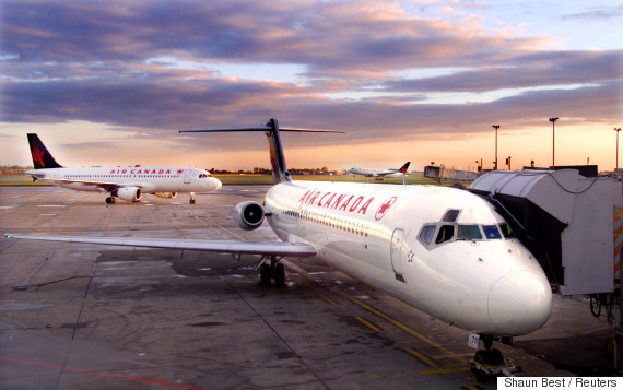 air canada montreal airport