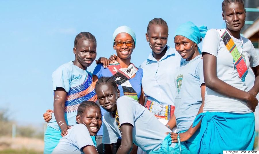 kakuma girls