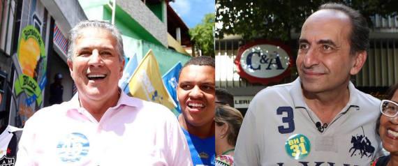JOAO LEITE E ALEXANDRE KALIL