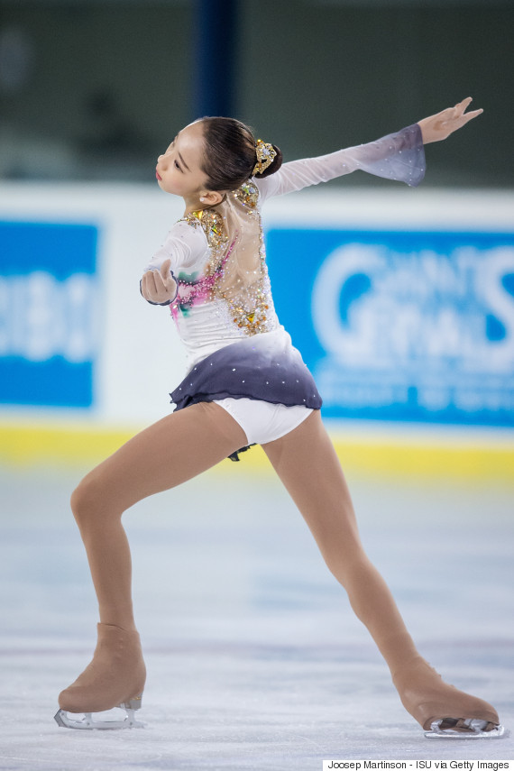 isu figure korean
