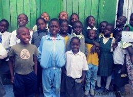 Was ich in einem kenianischen Slum über Glück gelernt habe