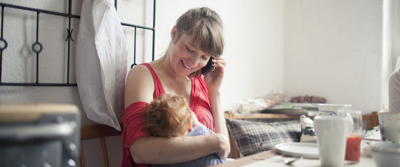 BREASTFEEDING PHONE
