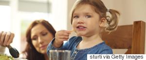 CHILD EATING FILTER