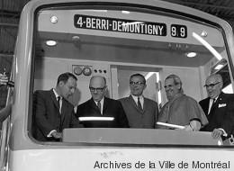 50 ans du métro de Montréal: du chantier à la réalité
