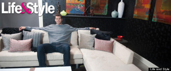 Kris Humphries Bachelor Pad