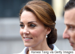 Looks Like Kate Middleton Is Bringing Back An Old Hair Trick