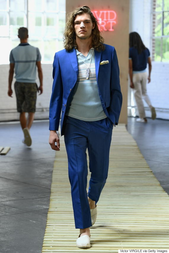 david hart runway men