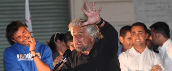 GRILLO DI BATTISTA