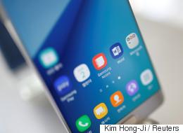La «récompense» des malheureux propriétaires du Galaxy Note 7