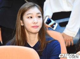 박인비와 김연아가 대한민국체육상 시상식에 참석했다 (사진)