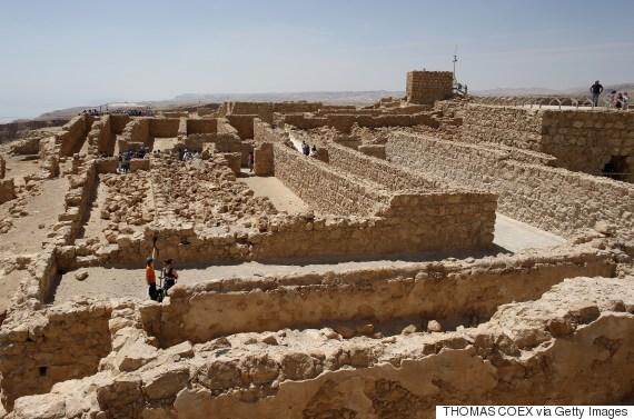 last jews of masada