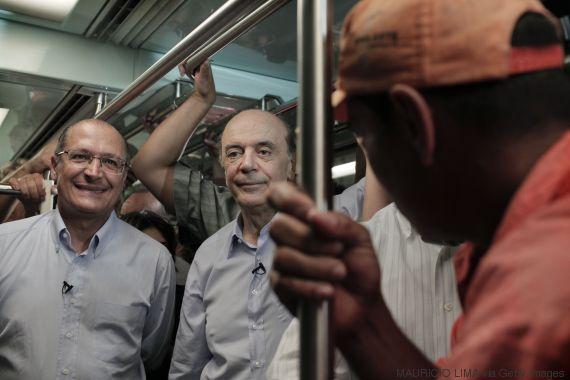 alckmin subway
