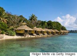 Ce petit coin de paradis est l'un des secrets les mieux gardés du Pacifique