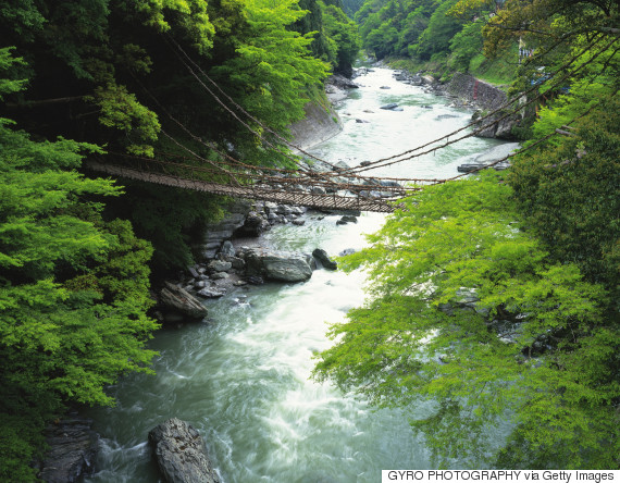 iya valley vine bridges