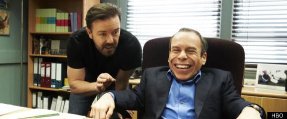 Lifes Too Short Ricky Gervais Warwick Davis