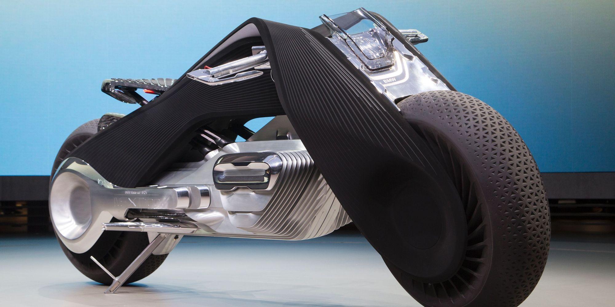 """نتيجة بحث الصور عن دراجة نارية من عالم """"باتمان"""".. تتوازن تلقائياً لحماية سائقها"""