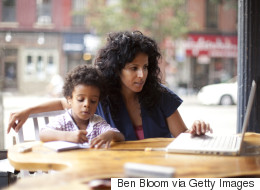 Wage Gap Between Sexes Hits Working Moms The Hardest
