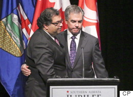 Nenshi Shares Fond Memories Of Prentice