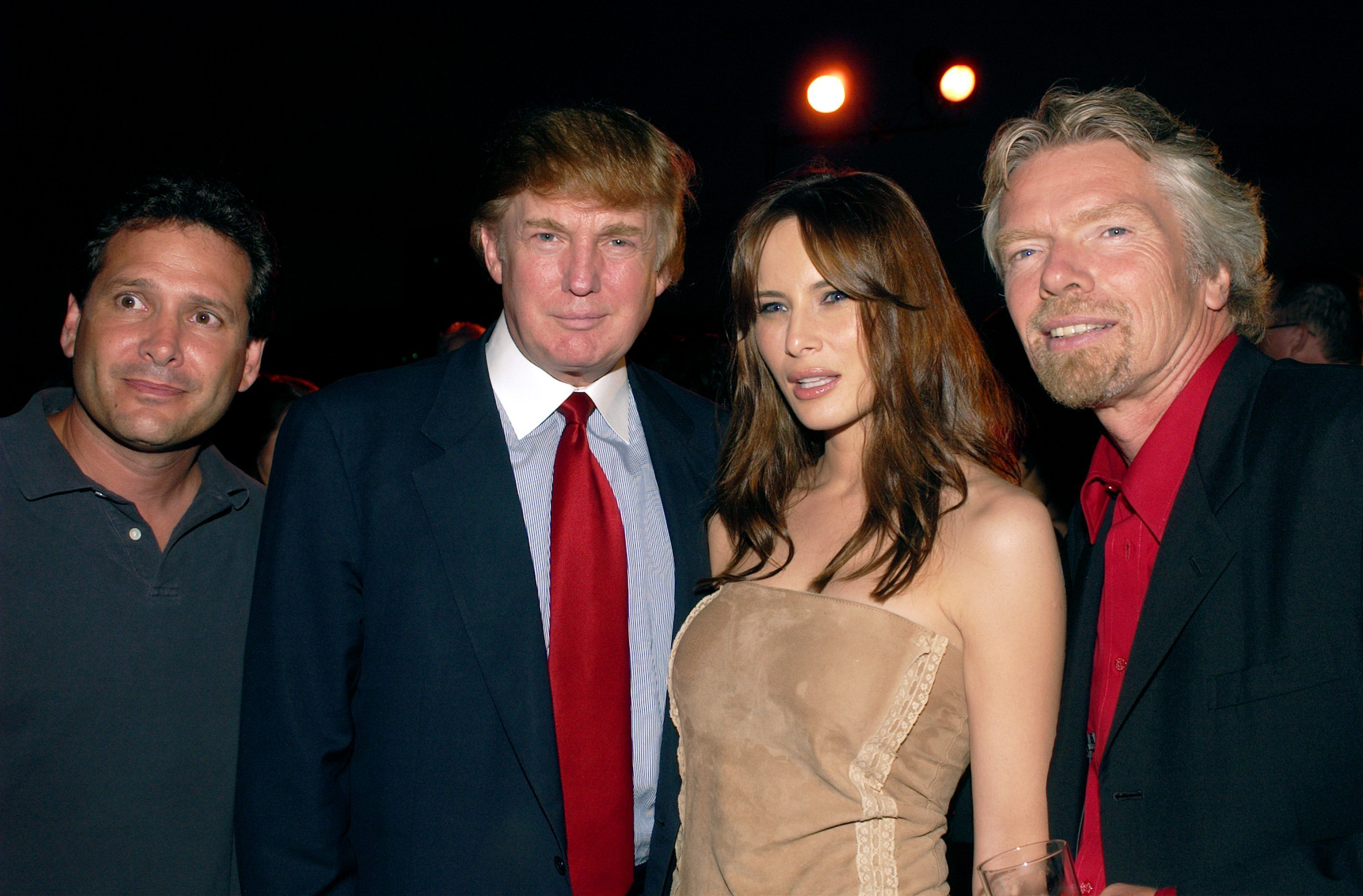 Richard Branson: 'Trump's Temperament Is Irrational, Aggressive and He Lacks Informed Ideas'