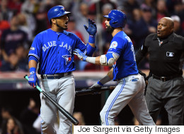 Cleveland Takes Game 1 Of ALCS Over Blue Jays