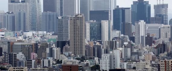 TOKYO CITY BUILDINGS