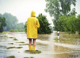 Regionale Klimaänderungen - haben Starkregen und Stürme mit dem Klimawandel zu tun?