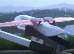 تجربة فريدة.. نقل الدم عبر طائرات بدون طيار إلى المناطق النائية، فيديو