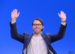 Der Party-Crasher: Der CDU-Nachwuchs war dabei, sich mit Merkel zu versöhnen - dann kam CSU-Mann Scheuer
