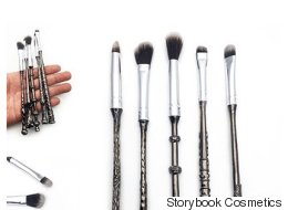 Harry Potter Makeup Brushes Are Childhood Dreams Come True