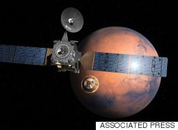 L'Europe tente une deuxième fois d'atterrir sur Mars