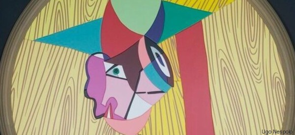Ugo Nespolo e le sue opere eclettiche protagonisti di una grande mostra a Catania