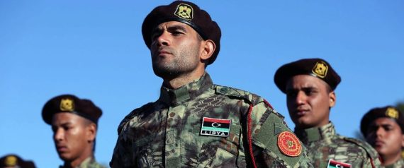 PRESIDENTIAL GUARD LIBYAN