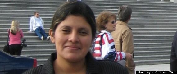 Immigrant Children Face Uncertain Futures, Foster Care. Encarnacion Bail
