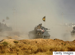 Iraqi, Kurdish Forces Launch Offensive To Retake Mosul From ISIS