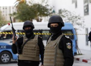 Tunisia Police