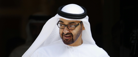 CROWN PRINCE OF ABU DHABI