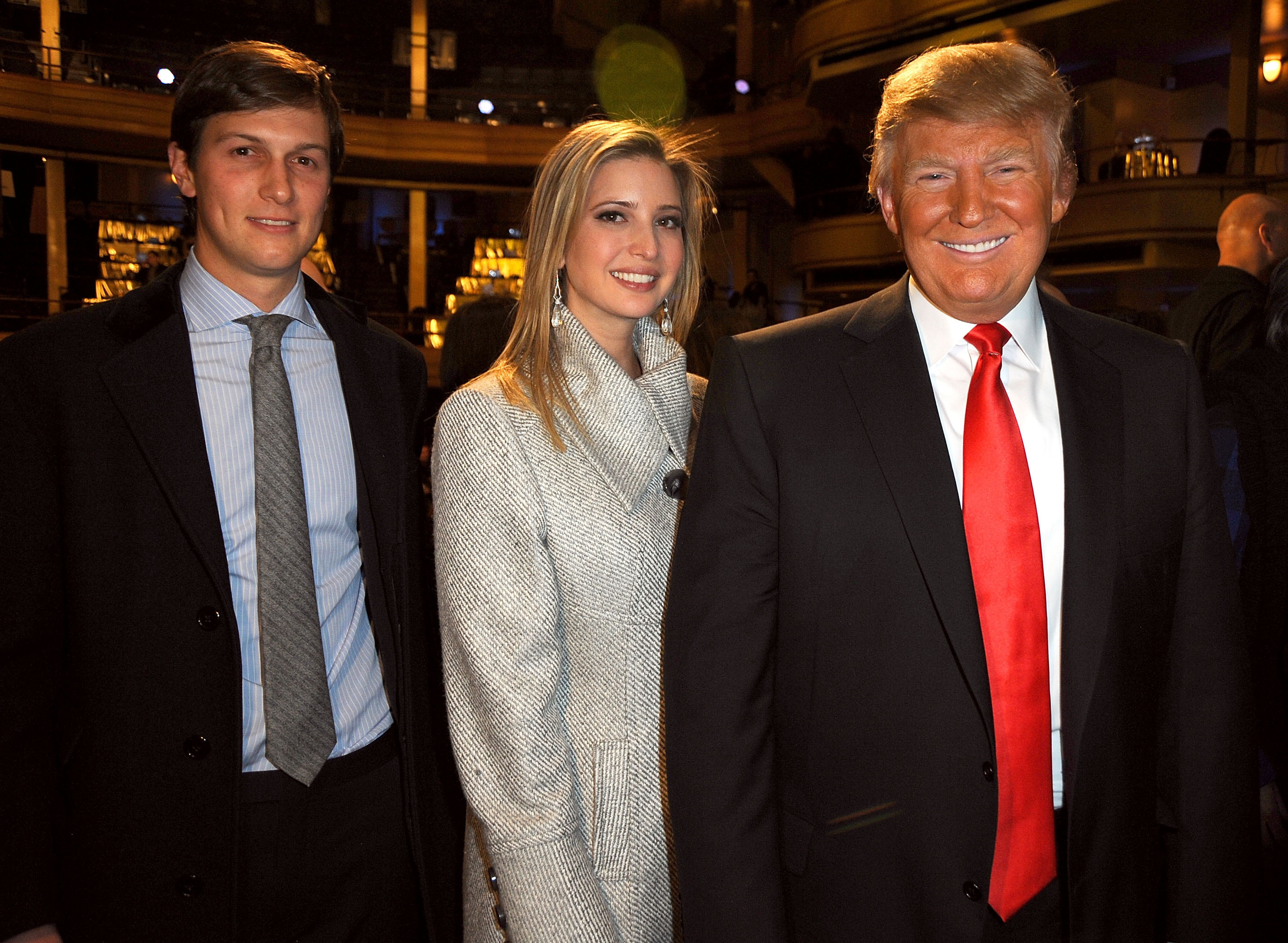 jared kushner donald trump