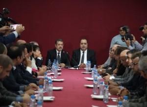 Hamid Chabat Et Driss Lachgar