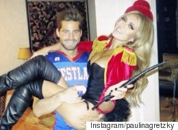 Here Are Paulina Gretzky's Sexiest Halloween Costumes