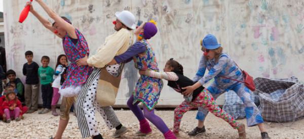 Defiance Through Laughter And (Gentle) Clowns