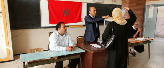 ELECTION MOROCCO