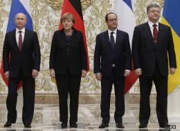 Erster Besuch seit Ukraine-Krise: Merkel empfängt Putin in Berlin